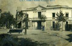 Edifici sociedad cultural La Alianza 1920