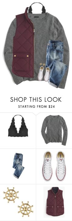 """""""&&; so i shattered my phone screen.."""" by strawberry-styles ❤ liked on Polyvore featuring Humble Chic, J.Crew, Converse and Sperry"""