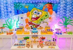 festa-bob-esponja-5.jpg (600×415)