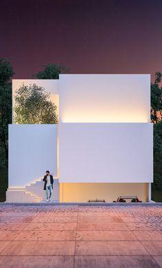 Galería de Resultados del Cuarto Taller de Diseño Arquitectónico 'Vivienda Unifamiliar' por Cota Paredes Arquitectos - 54