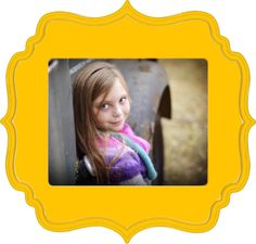 My Organic Bloom Frame from Fun Frame Monday! #organicbloom
