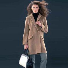 Wool Coat, Fur Coat, Summer Coats, Body Warmer, Mantel, Pattern Fashion, Winter Coat, Most Beautiful, Sewing Patterns