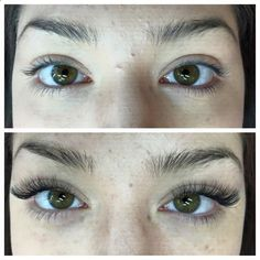 2de618b464e Luscious Lash and Skin #minkeyelashextensions #minkeyelash #eyelash Eyelash  Extensions Styles, Eyelash Extensions