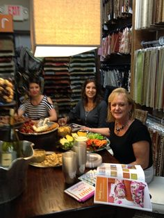Girl's Night Out. Did you miss it? Hard to believe, but our next evening event will be our Holiday Open House!