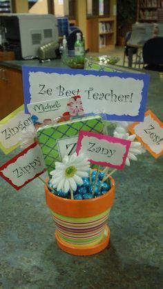 Teacher Thank You Gift!