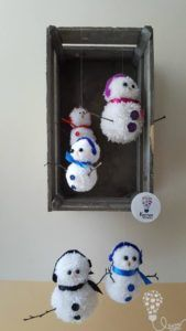 snowman / bałwanki / bałwan / pompony / zima / winter Snowman, Disney Characters, Fictional Characters, Art, Art Background, Kunst, Snowmen, Performing Arts, Fantasy Characters