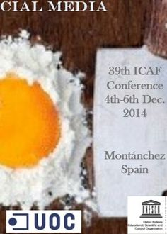 Report about presentation of Alberto Cecchi from Chef Academy Italy at 39°  ICAF (International Commission of Anthropology of Food and Nutrition) Conference in Montànchez, Spain.