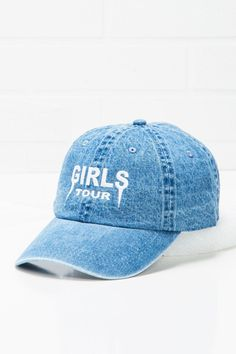 Denim Girls Tour Hat
