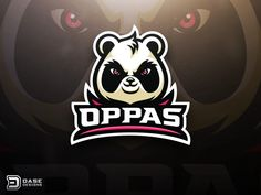 Panda Esports Logo by Derrick Stratton