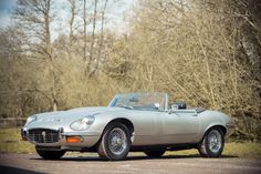 1975 Jaguar E-Type SIII V12 Roadster - Silverstone Auctions