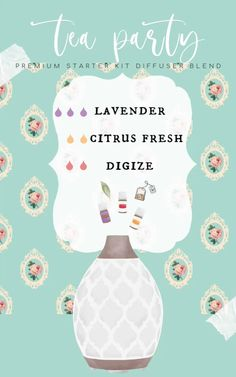 Digize Essential Oil Young Living, Young Essential Oils, Essential Oil Starter Kit, Essential Oil Diffuser Blends, Young Living Diffuser, Young Living Oils, Young Living Digize, Young Living Lavender, Young Living Thieves