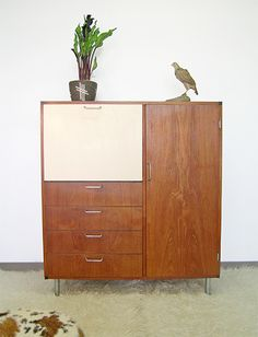 M128: Pastoe cabinet from the 'Made to Measure' series, design by Cees Braakman ±1958