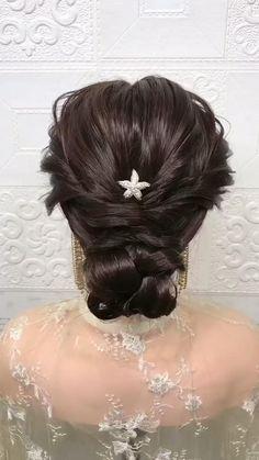 Formal Hairstyles, Bride Hairstyles, Headband Hairstyles, Summer Hairstyles, Cute Hairstyles, Wedding Hair And Makeup, Hair Makeup, Casual Updo, Cabello Hair
