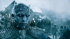 White walker King - Hardhome - Season 5 Episode 8