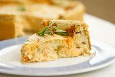 Receita de Torta de frango de liquidificador: Rápida e fácil | Portal Tudo Aqui