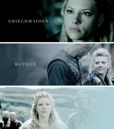 Lagertha: What is it you wish to ask the gods? #vikings
