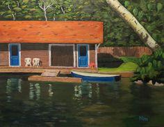 Nancy B - Kathleen Hebert, artist