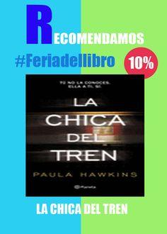 LA CHICA DEL TREN #DiaDelLibro #ebook #libros #librerias www.libreriaofican.com HAWKINS, PAULA EDITORIAL PLANETA