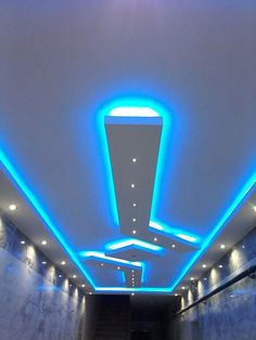 False Ceiling Plan Wood Beams false ceiling design for porch. False Ceiling Living Room, Ceiling Design Living Room, Bedroom False Ceiling Design, Pop Ceiling Design, Tv Wall Design, Pop Design, Design Ideas, Modern Recessed Lighting, Recessed Ceiling