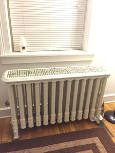 Pin #10/11 Steam Radiator: This Is A Picture Of A Really Old