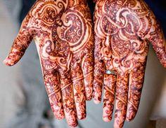 Henna in Punjabi Art