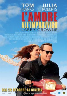 Picture of Larry Crowne Films Cinema, Streaming Hd, Tom Hanks, Forrest Gump, Movies To Watch Free, Julia Roberts, George Clooney, Top Movies, Downton Abbey