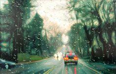 Gregory Thielker  Amazing Paintings, Not Photos - My Modern Metropolis