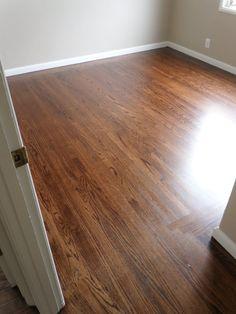 Recently Refinished Common Red Oak Hardwood Floors Provided By - Hardwood floors waco
