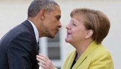 La cancelliera Angela Merkel ha ricevuto il presidente Usa Barack Obama al castello di Herrenhausen - http://bambinoides.com/la-cancelliera-angela-merkel-ha-ricevuto-il-presidente-usa-barack-obama-al-castello-di-herrenhausen/