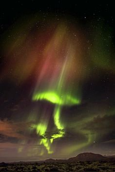 Aurora Borealis. Iceland. photo: Ragnar Sigurdsson.