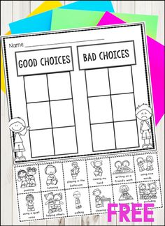 Kindergarten Behavior, Student Behavior, Kindergarten Lesson Plans, Classroom Behavior, Classroom Decor, Behavior Cards, Behavior Incentives, Behavior Management, Classroom Management