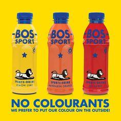 Image result for bos ice tea advert Sports Drink, Lemon Lime, Iced Tea, Drink Bottles, Berries, Orange, Drinks, Beverages, Bays