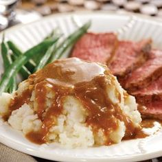 Omaha's Best Genuine Steak Gravy