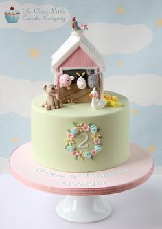 Pink Barn: The Clever Little Cupcake Company, facebook