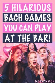 Looking for fun games to play while bar hopping? Check out our five favorite bachelorette party bar games to play during your night out! #bachelorettepartygames #bachelorettepartybargames #ModernMOH Bachelorette Dares, Bachelorette Party Scavenger Hunt, Bachelorette Party Planning, Funny Drinking Games, Truth Or Dare Games, Maid Of Honor Speech, Bar Games, Hilarious