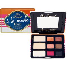 Too Faced A La Mode Eyes - Sexy St. Tropez Eye Shadow Collection 1 ea found on Polyvore