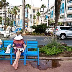 Cannes, Relaxing on La Croisette