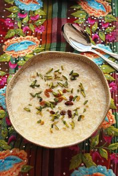 Semaiya Kheer/Vermicelli Pudding or Shemaiyer Payesh FROM Ishita Unblogged