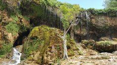 آبشار آسیاب خرابه _ جلفا