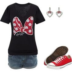 I'm Going to Disney World, created by little1kry on Polyvore
