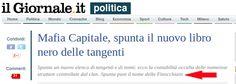 News: ++Mafia Capitale, spunta il nuovo libro nero delle tangenti
