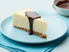 Mascarpone Cheesecake with Almond Crust recipe from Giada De Laurentiis via Food Network