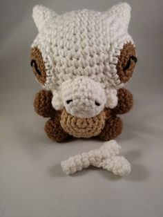 visualbasicbetch:  love-of-crochet:  love-of-crochet:  Amigurumi Cubone: Ready to Ship  I've sold the Eevee but I still have Cubone available and Ready to Ship! Get him before he's gone!  Etsy Store Facebook Instagram Etsy Queue Patreon Deviantart    I still have Cubone in the shop Ready to Ship! He's looking for a good home!  Etsy Store Facebook Instagram Etsy Queue Patreon Deviantart    Are you selling the pattern?   Currently not at the moment, I have…