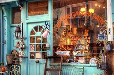Adorable shop front