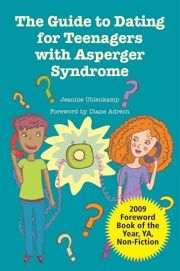 book-Dating is difficult for everyone, but it can be especially overwhelming tor teens with Asperger Syndrome, who typically struggle with social issues. Written in a question-and-answer format, this much-needed resource offers insight into and practical advice on dating challenges. Special education teacher Jeannie Uhlenkamp tackles some of the specific issues facing teens with AS in a logical progression, from how to know if someone likes you and how to ask someone out.