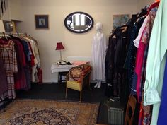 Inside the fantastic in Blaenavon, Wales. Visit and/or us here: 74 Broad Street, Blaenavon, Phone: 01495 790222 Vintage Outfits, Vintage Fashion, Wardrobe Rack, Vintage Shops, Wales, Photo And Video, Street, Phone, Shopping