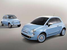 Ode aan de geboorte van de Fiat 500: 1957 Edition
