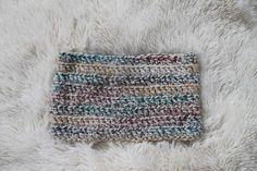 The Hemlock Cowl//Crochet//Neck Warmer//Rainbow//Scarf//Women's Crochet Neck Warmer, Warm Coat, Wool Yarn, Warm And Cozy, Shag Rug, Cowl, Stitches, Rainbow, Shaggy Rug