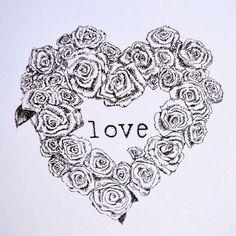 Valentines Day/ Wedding/ Engagment/ by melyssajaydesigns on Etsy