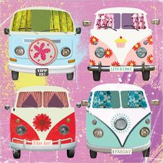 Everyday Ranges » M1228 » Happy Travels Small - Clare Maddicott Publications -